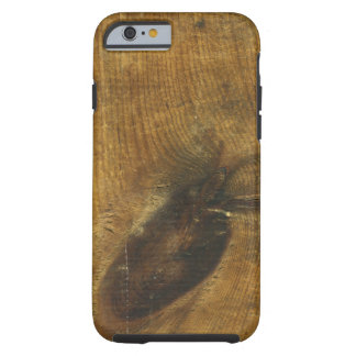 Wood Knot Antique 100 Year Old Weathered Timber Tough iPhone 6 Case