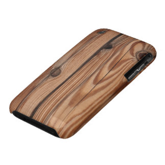 Wood Knot - Wood Grain Texture iPhone 3 Case-Mate Case