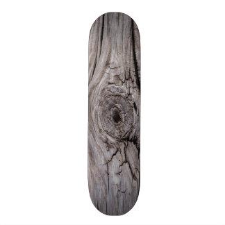 Wood Knot Wood Texture Skateboard Deck