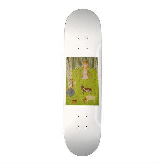 Wood Maiden Skate Board Decks