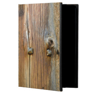 Wood of barn powis iPad air 2 case