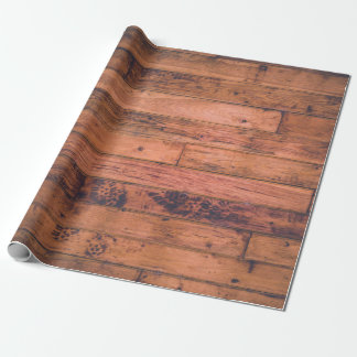 Wood Pallet Wrapping Paper