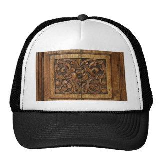 wood panel cap