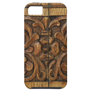wood panel iPhone 5 cover
