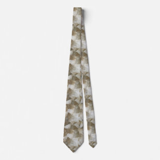 Wood Parquet Tie