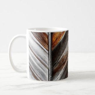 Wood Pattern Mug