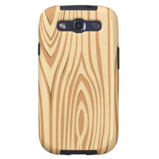 Wood pattern Samsung galaxy case Galaxy SIII Case