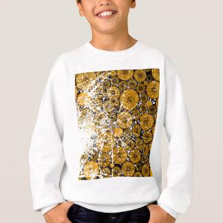 Wood Pile Grunge Sweatshirt