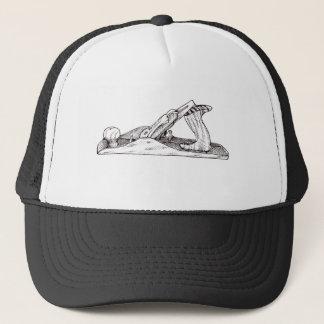 Wood Plane Trucker Hat