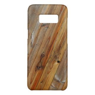 Wood Plank Diagonal Case-Mate Samsung Galaxy S8 Case