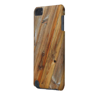 Wood Plank Diagonal iPod Touch 5G Cases