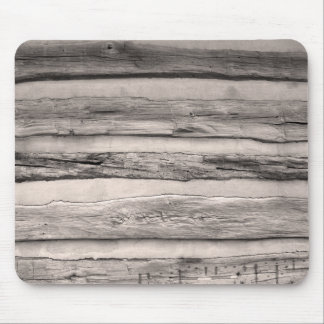 Wood Planks Mouse Pad