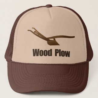 Wood Plow Misc Hat