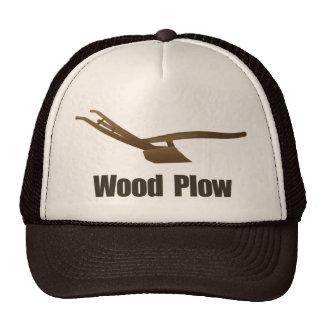 Wood Plow Misc Hat