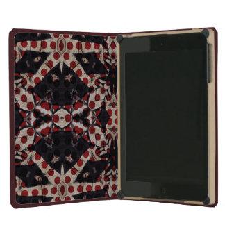 Wood Polkadot Hands IPad Mini DODOcase iPad Mini Retina Cover