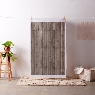 Wood Print Fabric