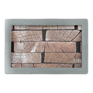 wood, retro, trees belt buckles