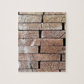 wood, retro, trees jigsaw puzzle