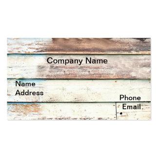 Wood Shack Wall Business Card 4