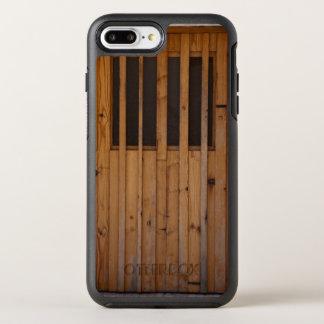 Wood Slats Beach Door Costa Brava Spain OtterBox Symmetry iPhone 8 Plus/7 Plus Case