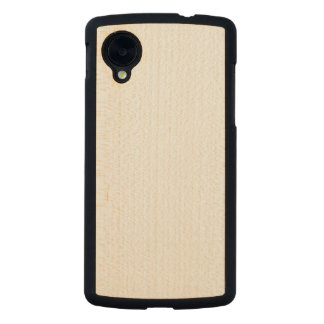 Wood Slim Google Nexus 5 Case