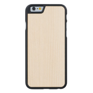 Wood Slim iPhone 6/6s Case