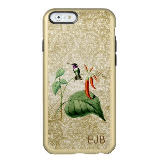 Wood Star Hummingbird Damask Incipio Feather® Shine iPhone 6 Case