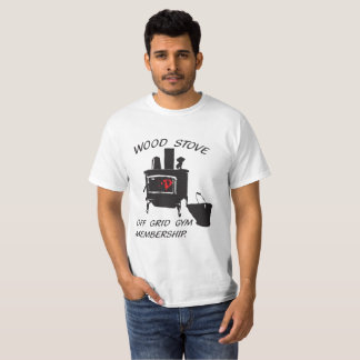 Wood stove T-Shirt