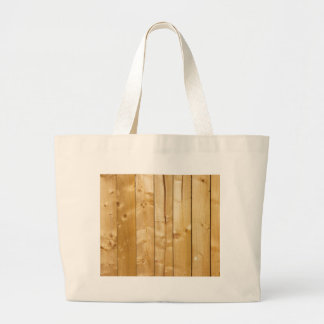 Wood Template Gifts Picket Fence Jumbo Tote Bag