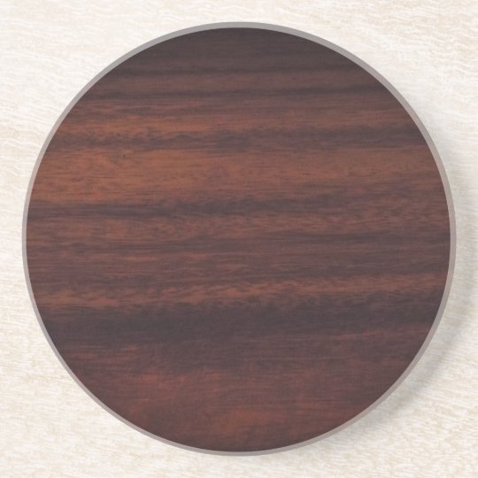 Wood Texture Coaster