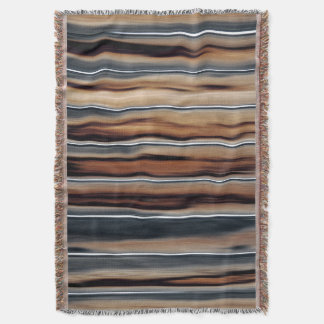 Wood Texture Cool Unique Throw Blanket