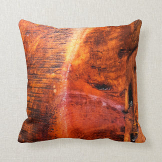 Wood Texture Cushion