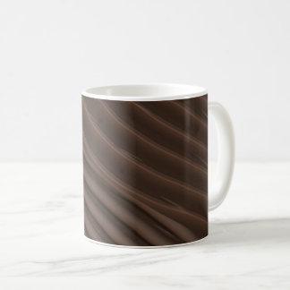 Wood texture mug