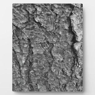 Wood texture plaques