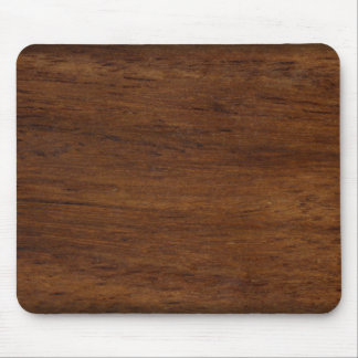 Wood Texture Rugged Construction Mouse Pad