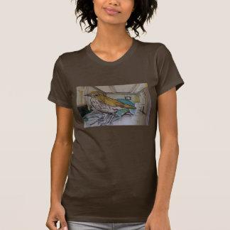 Wood Thrush Chernobyl T Shirts