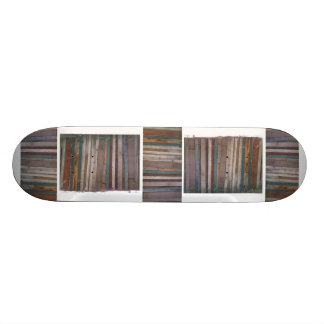 Wood Wall Skate Board Decks