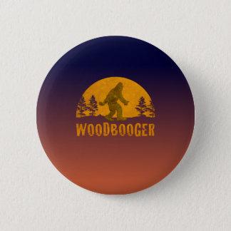 Woodbooger Vintage Sunset 6 Cm Round Badge