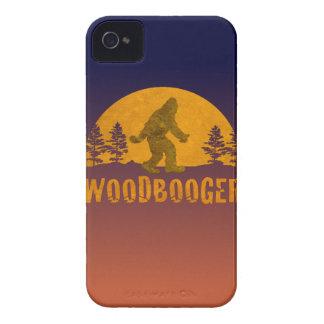 Woodbooger Vintage Sunset iPhone 4 Case