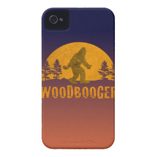Woodbooger Vintage Sunset iPhone 4 Case-Mate Case