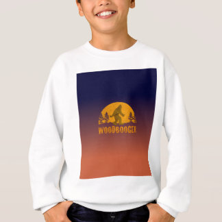 Woodbooger Vintage Sunset Sweatshirt