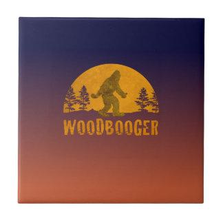 Woodbooger Vintage Sunset Tile