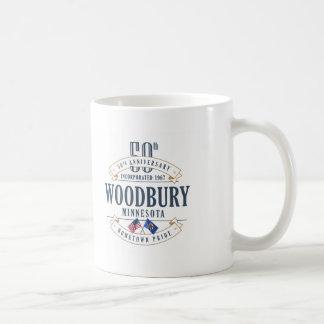Woodbury, Minnesota 50th Anniversary Mug