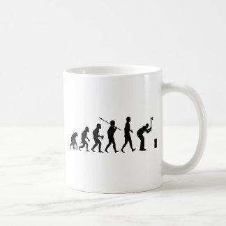 Woodcutter Coffee Mug