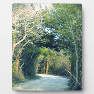 Wooded Path Plaque