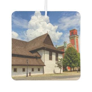 Wooden articular church in Kezmarok, Slovakia