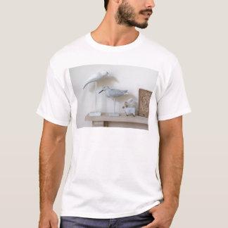 Wooden birds and birch sheep T-Shirt