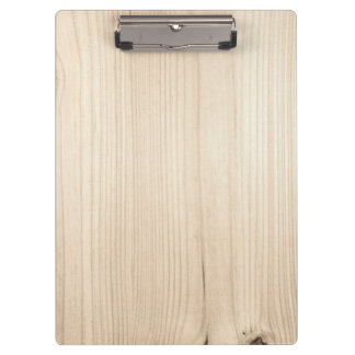 Wooden Clipboard