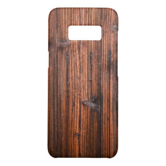 Wooden Cover Samsung Galaxy S8, Barely Phone Case