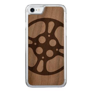 Wooden Film Reel iPhone Case